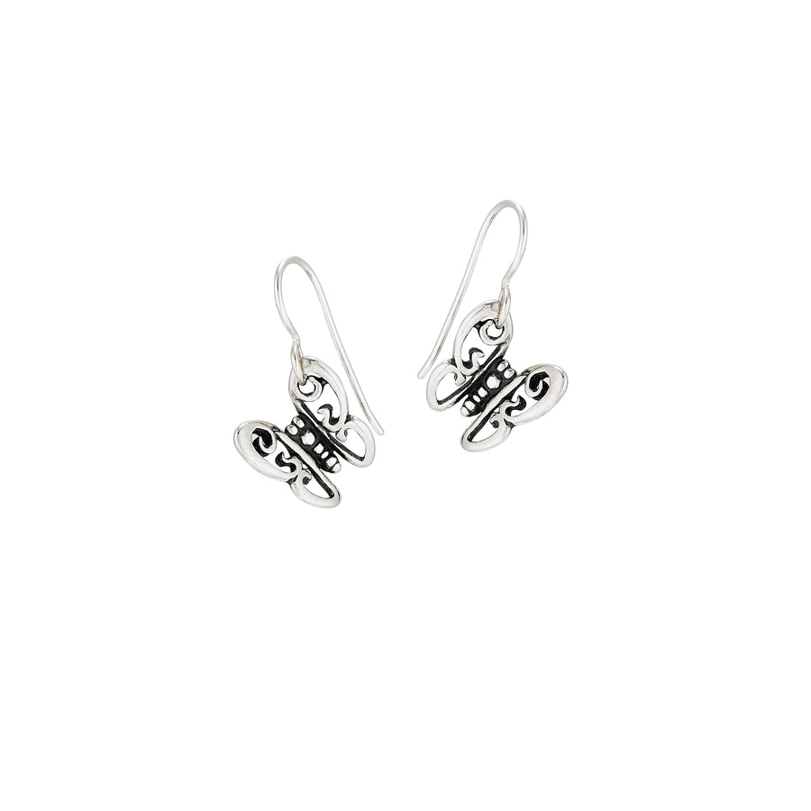 Nouveaux Butterfly Earrings
