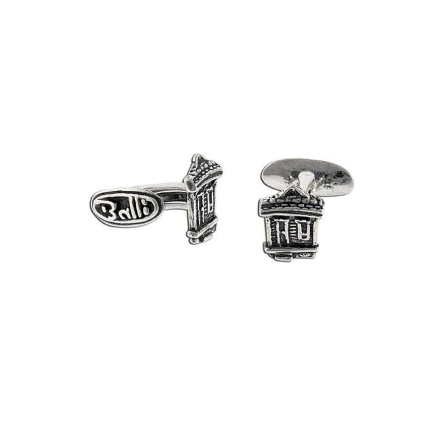 Shotgun Single Cuff Links