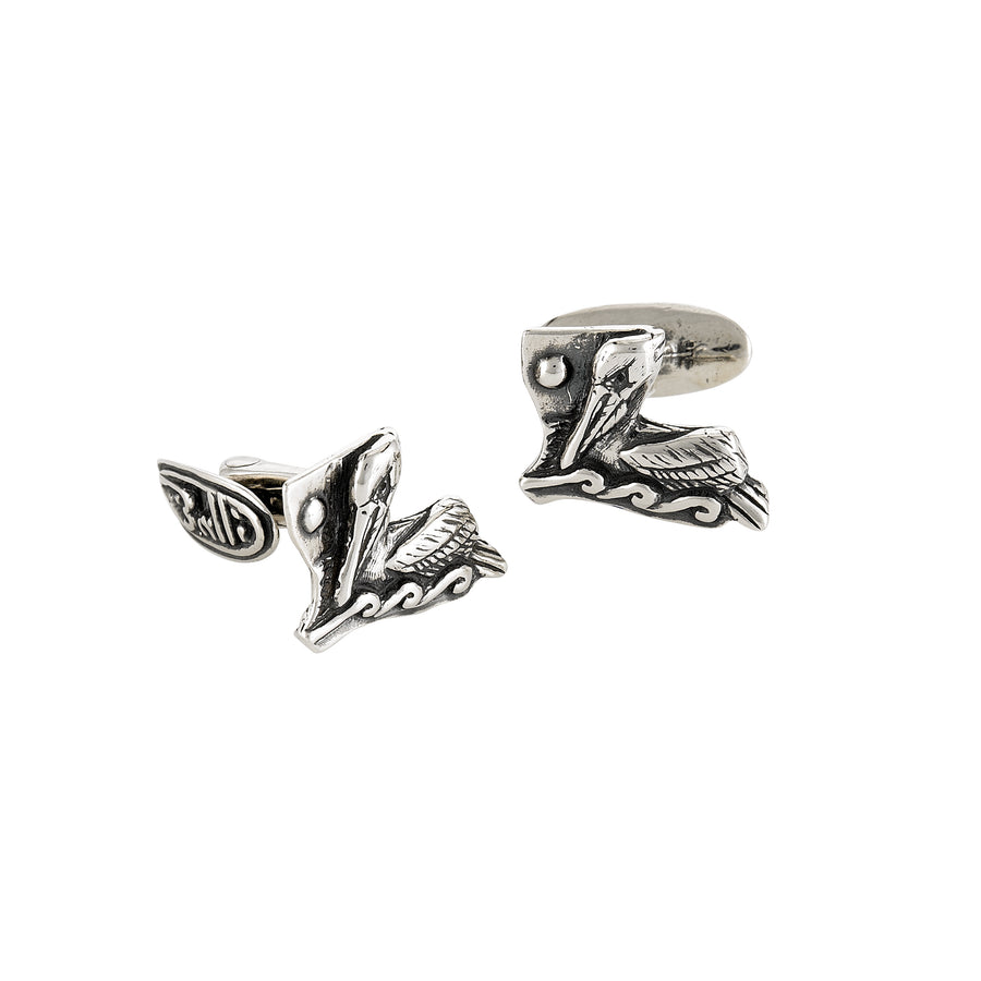 Pelican Fragile State Cuff Links