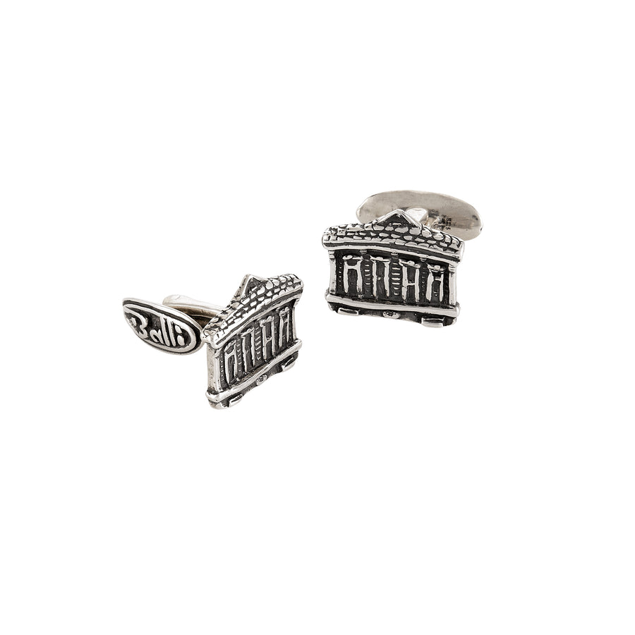 Shotgun Double Cuff Links