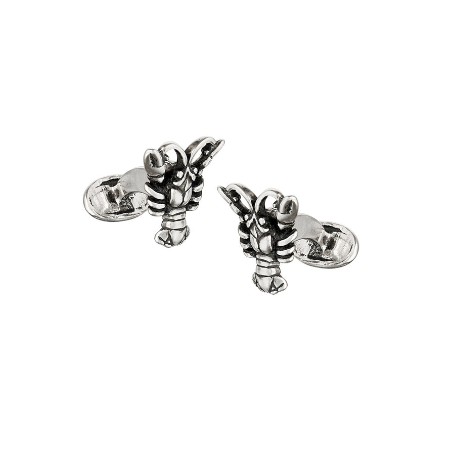 Crawfish Small Cuff Links