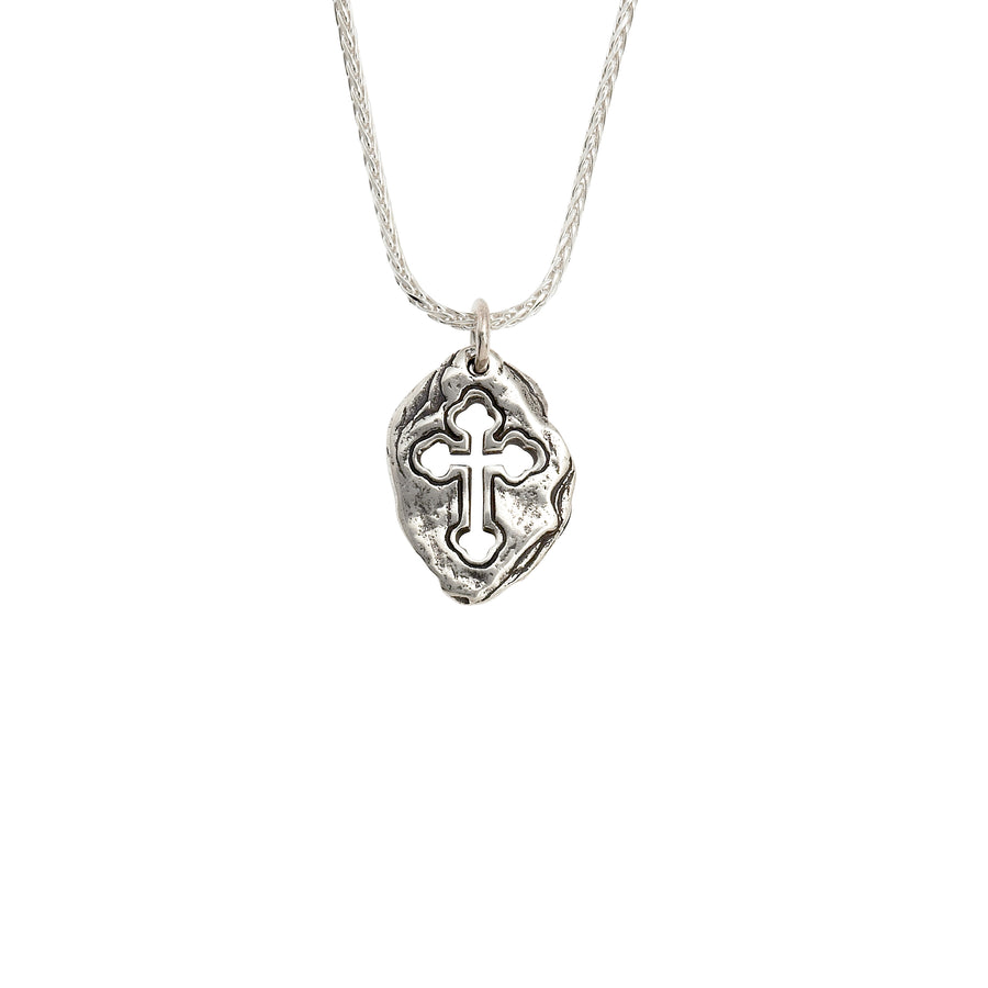 Rock Cross Large Pendant