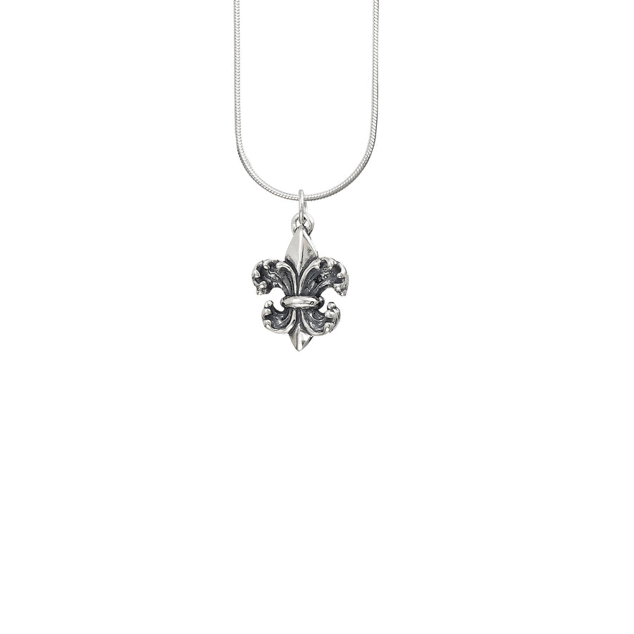 Water Lily Small Pendant