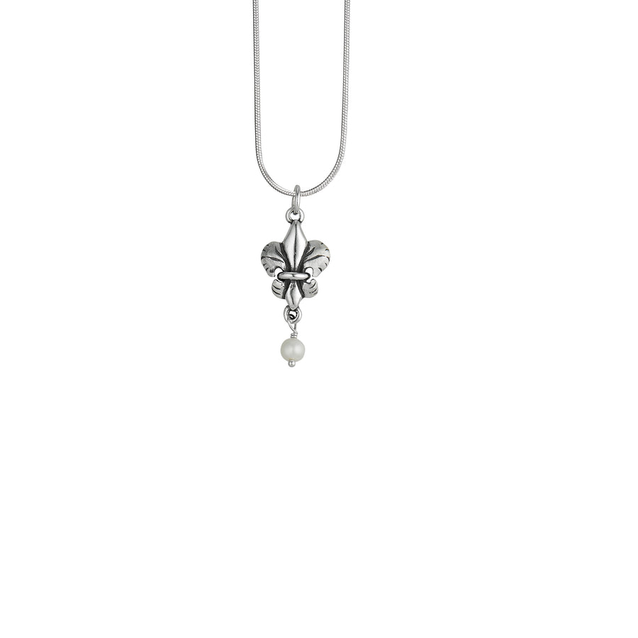 Tiger Lily X-Small Pearl Pendant