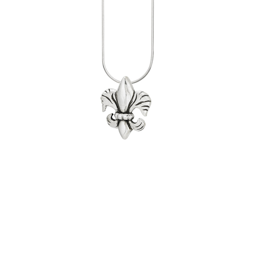 Tiger Lily Medium Pendant