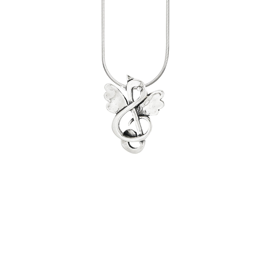 Song Bird Pendant