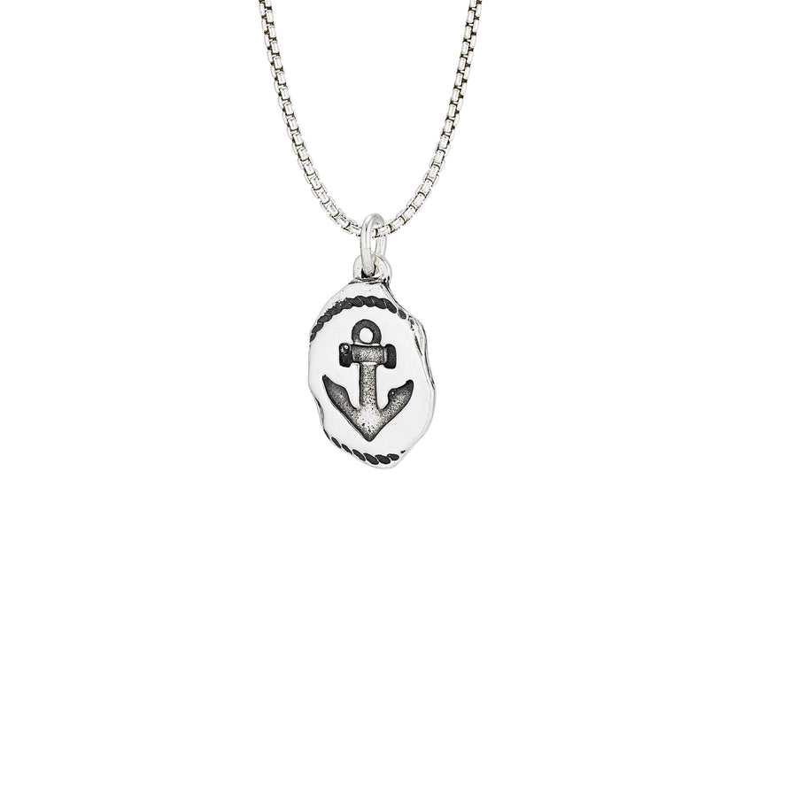 Nautical Anchor Pendant
