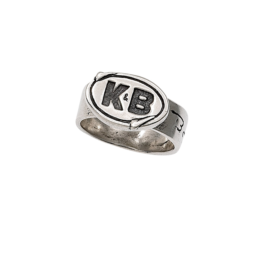 K&B Sign Ring