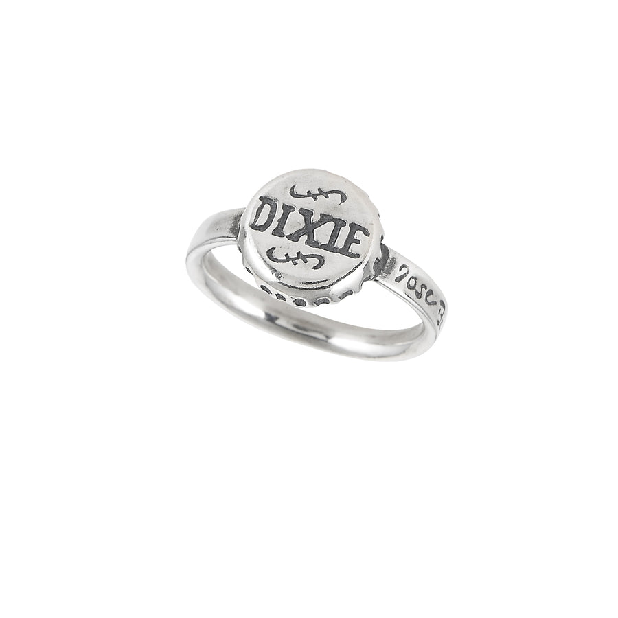 Dixie Bottle Cap Small Ring
