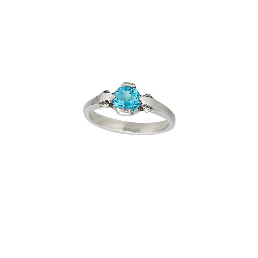 Vieux Carre Small Stone Ring