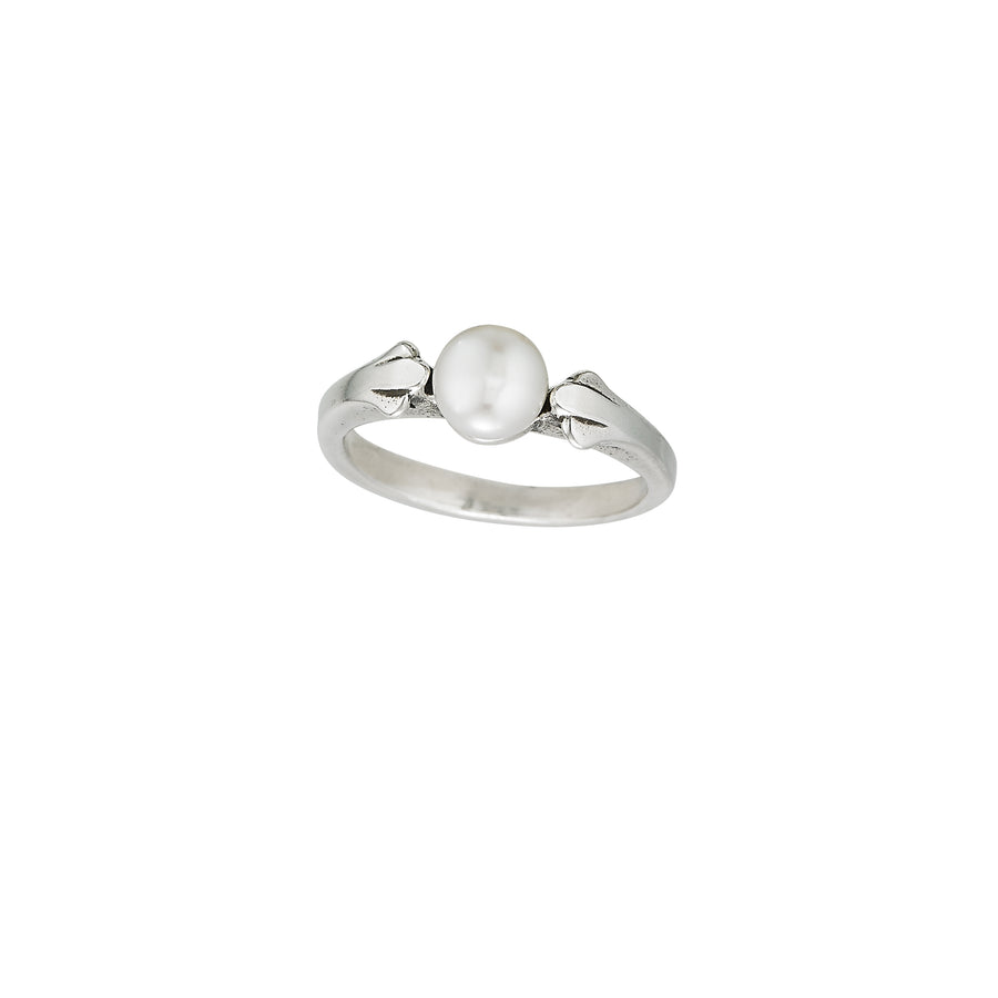 Vieux Carre Small Pearl Ring