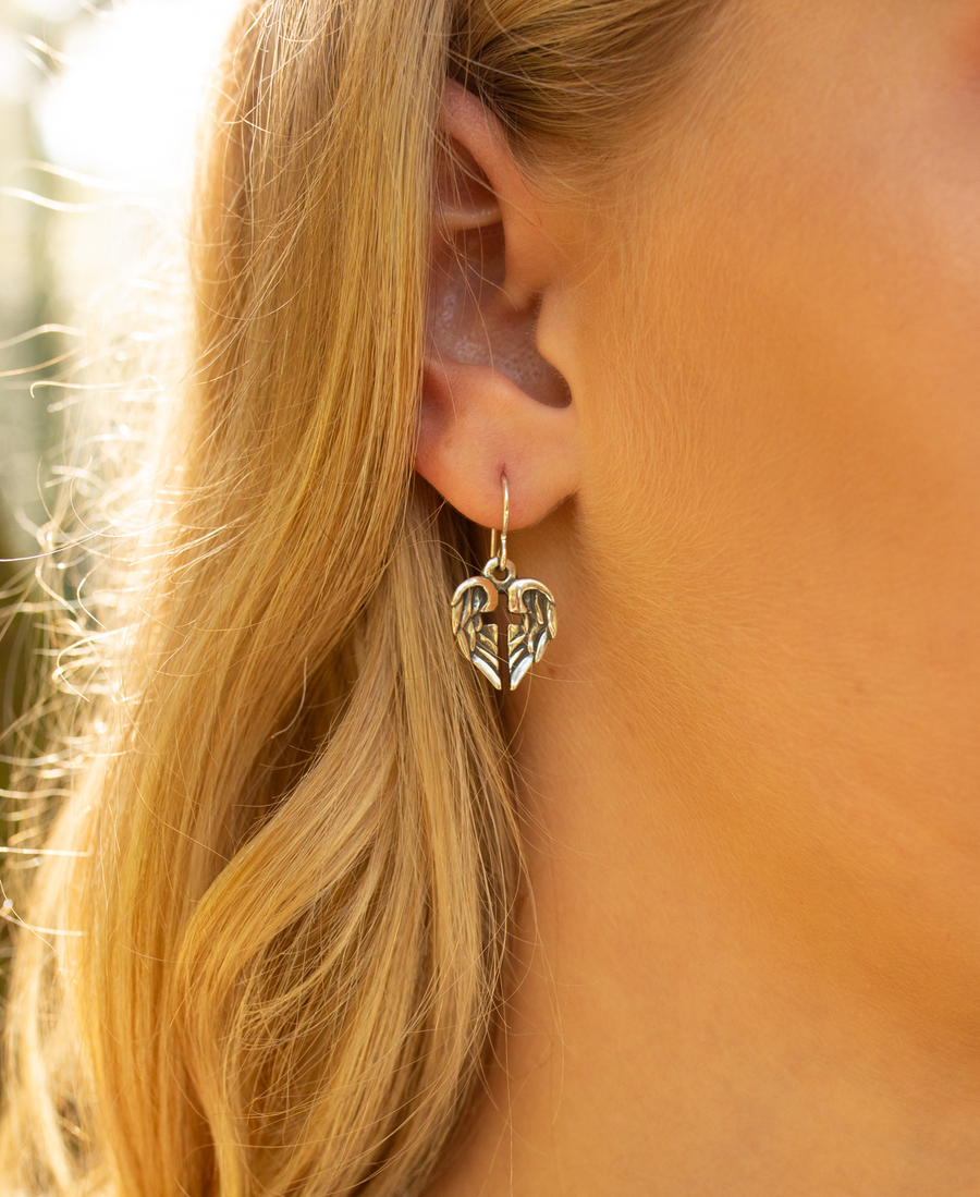NEW Angel of Hope Earrings