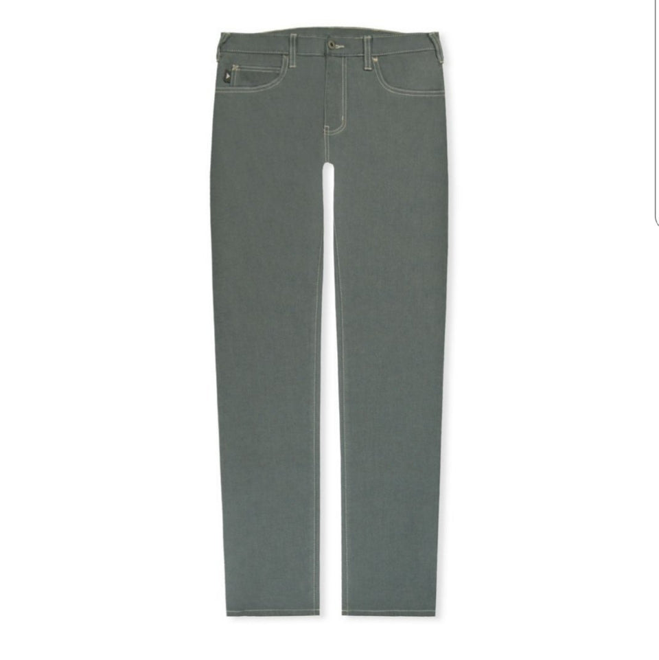 Emporio Armani J06 Regular Jeans - Lt Grey