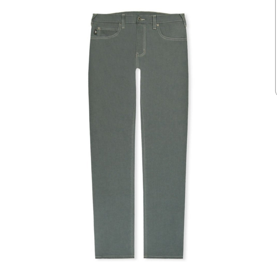 Emporio Armani J45 Regular Jeans - Lt Grey