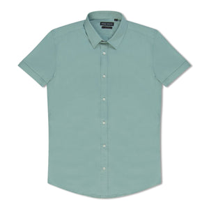 Anthony Morato Slim Shirt - Army Green