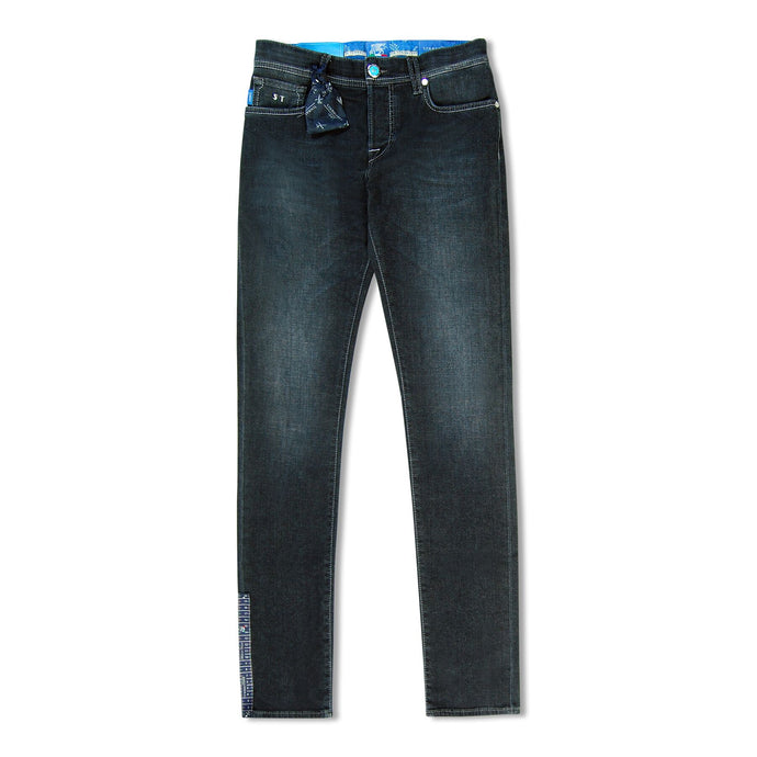 Light Black Tramarossa Light Collection Jeans