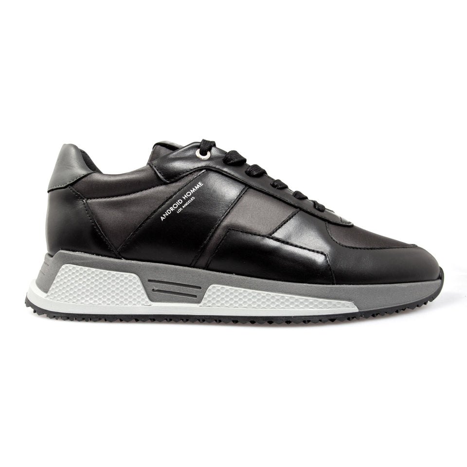 Android Homme Matador Nylon Runners - Black/Smoke
