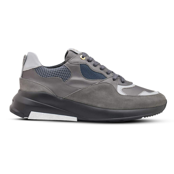 Android Homme Anthracite Tonic Malibu Sneaker