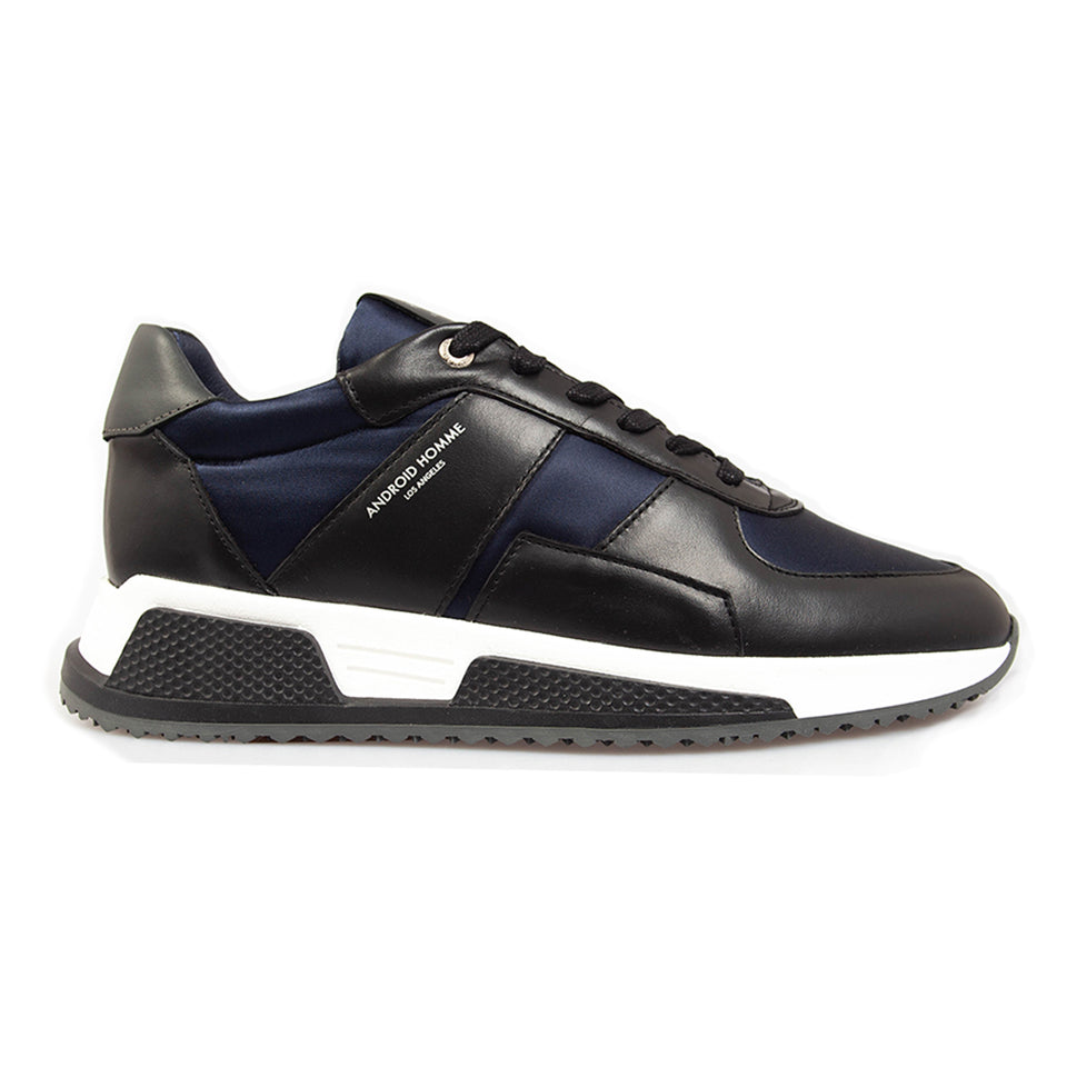 Android Homme Matador Nylon Runners - Navy