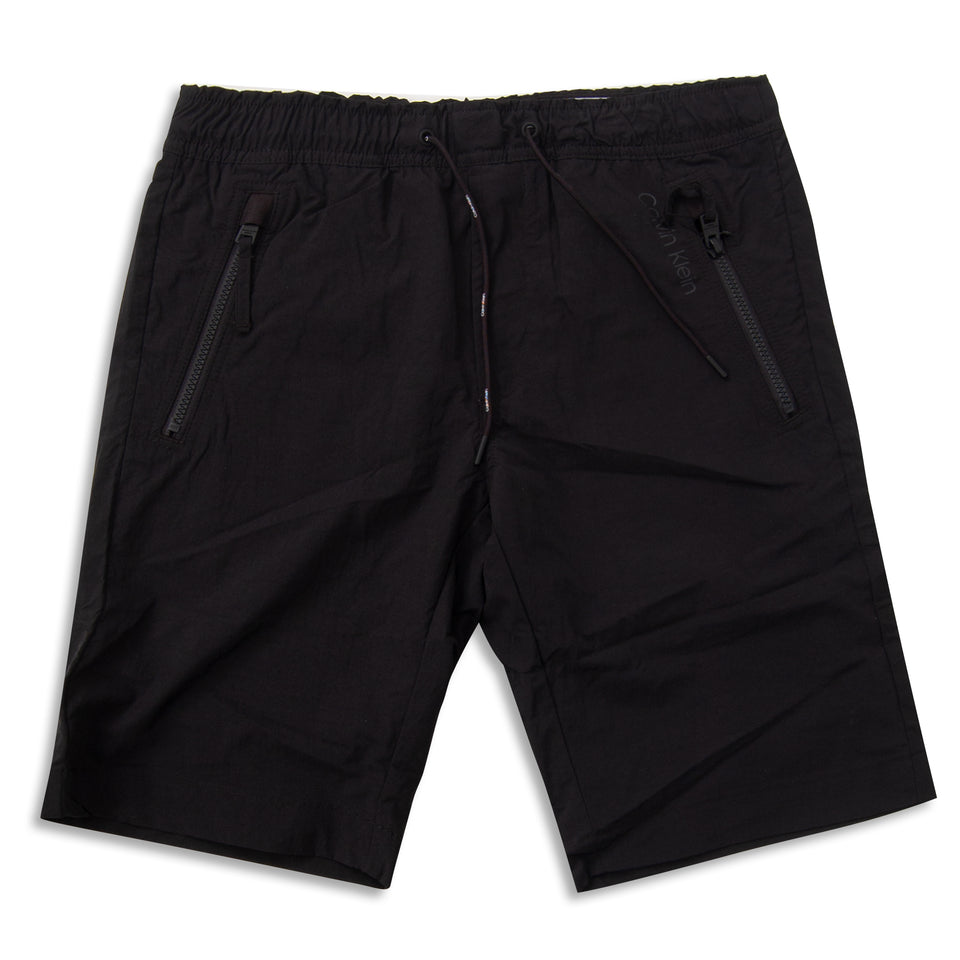 Calvin Klein Tech Casual Shorts - Black
