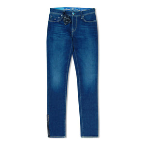 Denim Blue Tramarossa Light Collection Jeans