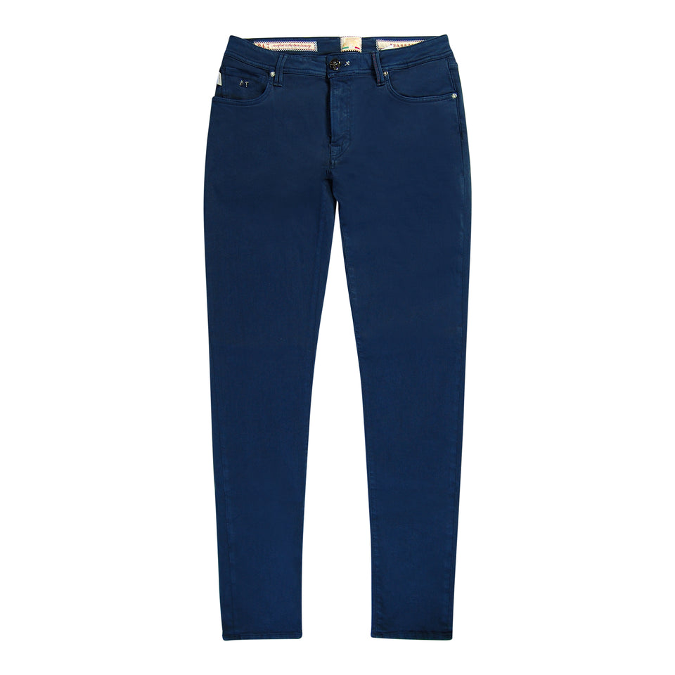 Tramarossa 24/7 Super Slim Jeans - Navy Blue