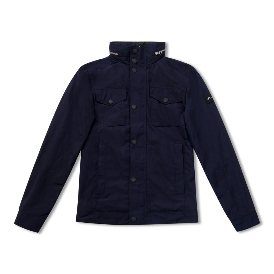 J.Lindeberg Bailey Poly Jacket - Navy