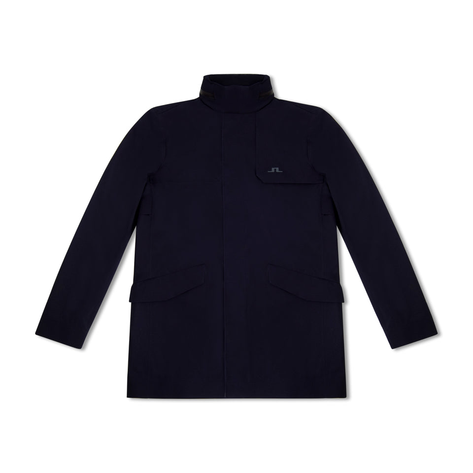 J.Lindeberg Alpha Mech Stretch Jacket - Navy
