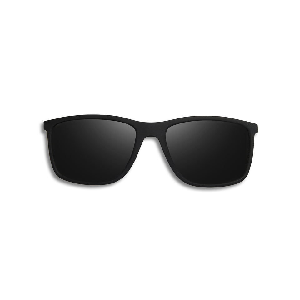 Emporio Armani Aviator Sunglasses - Black