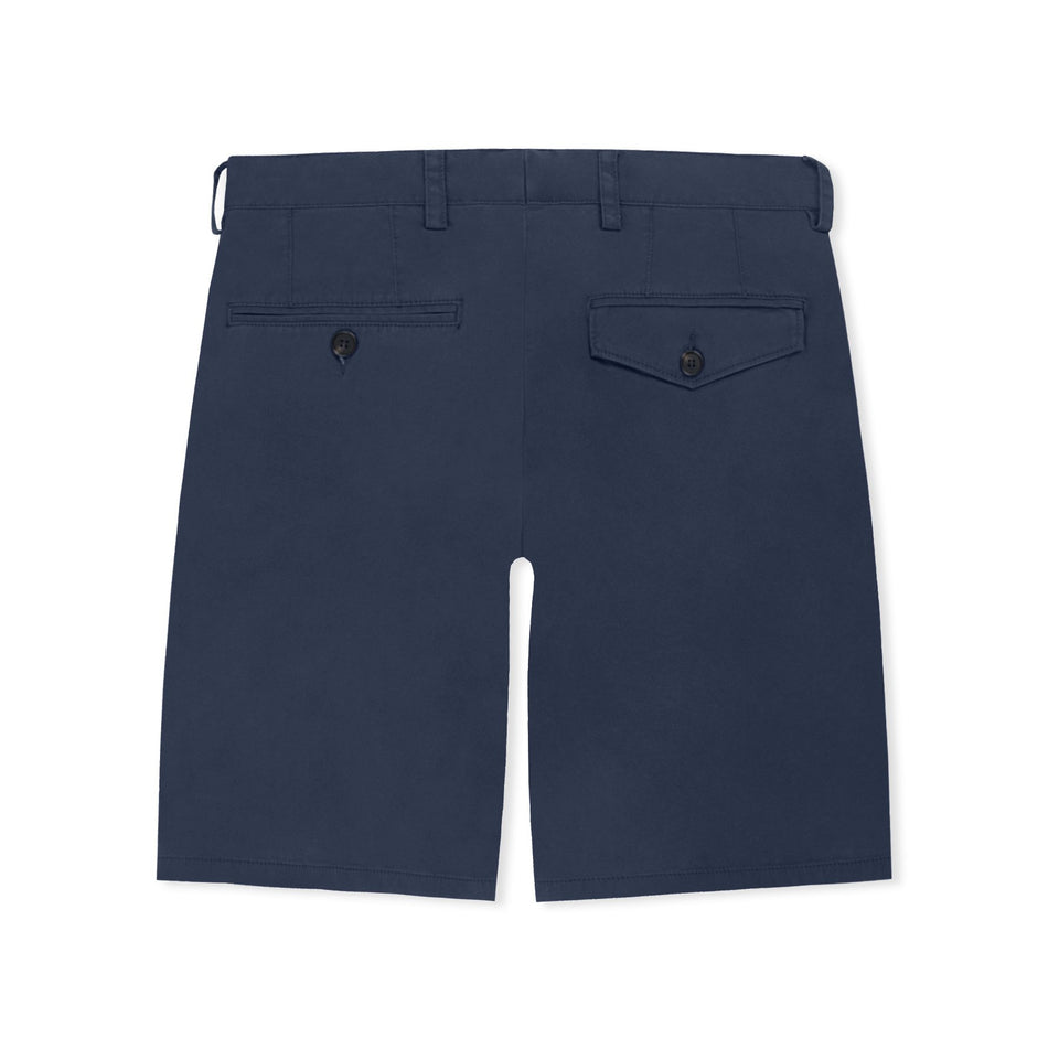 French Connection Chino Shorts - Marine Blue