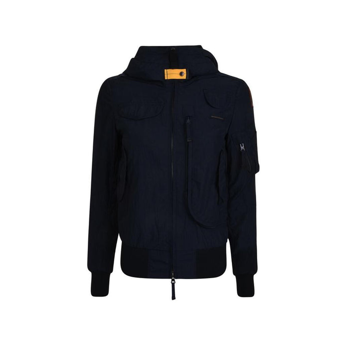 Blue/Black Parajumpers Gobi Spring Jacket