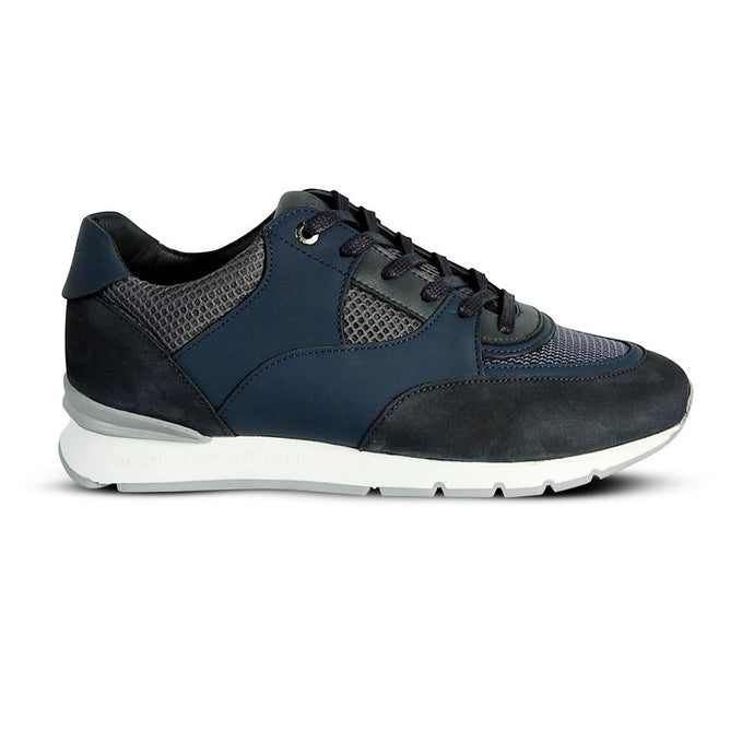 Navy Android Homme Belter Runners (DB EXCLUSIVE)