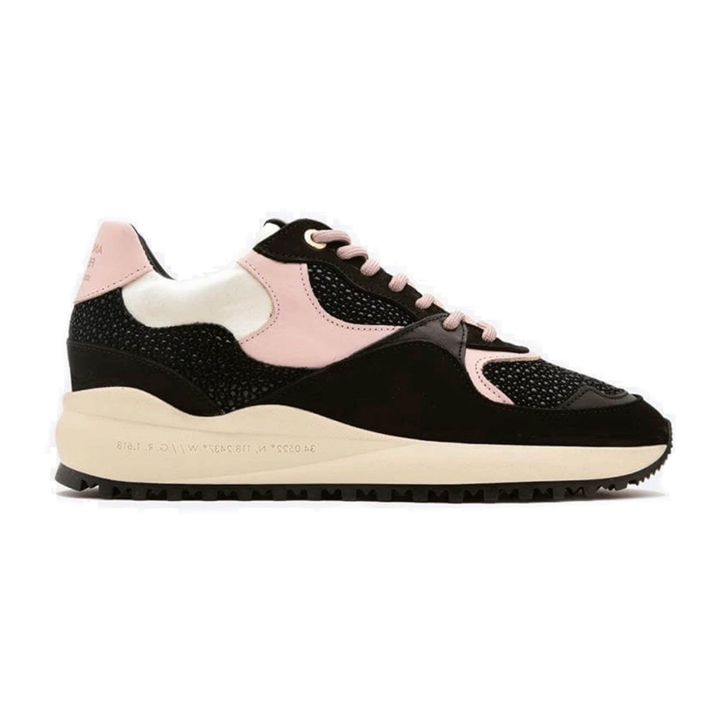 Android Femme Santa Monica Runners - Pink/Black