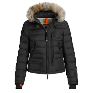 Woman's Black PJS Ski Master Jacket