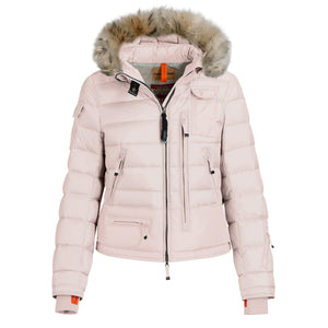 Woman's Powder Pink PJS Ski Master Jacket