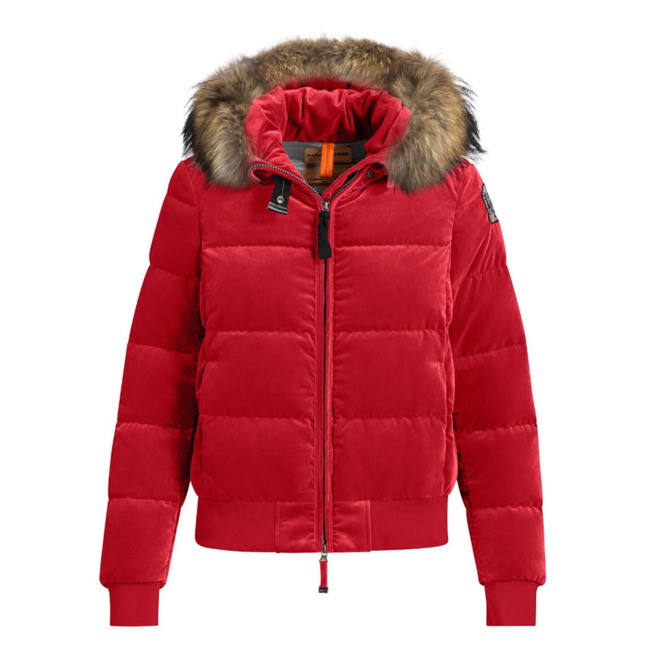 Parajumpers Stephany Jacket - Crimson