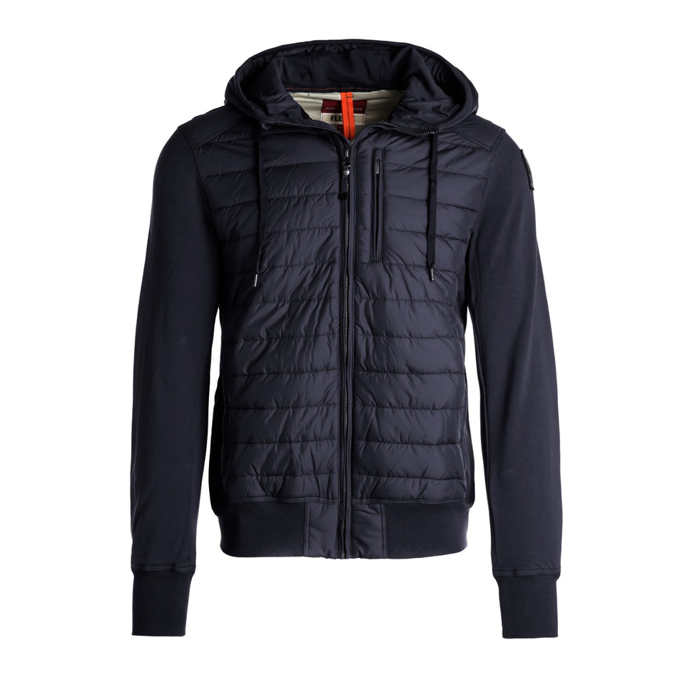 Men's Parajumper Ivor Lightweight Jacket - Blue Black