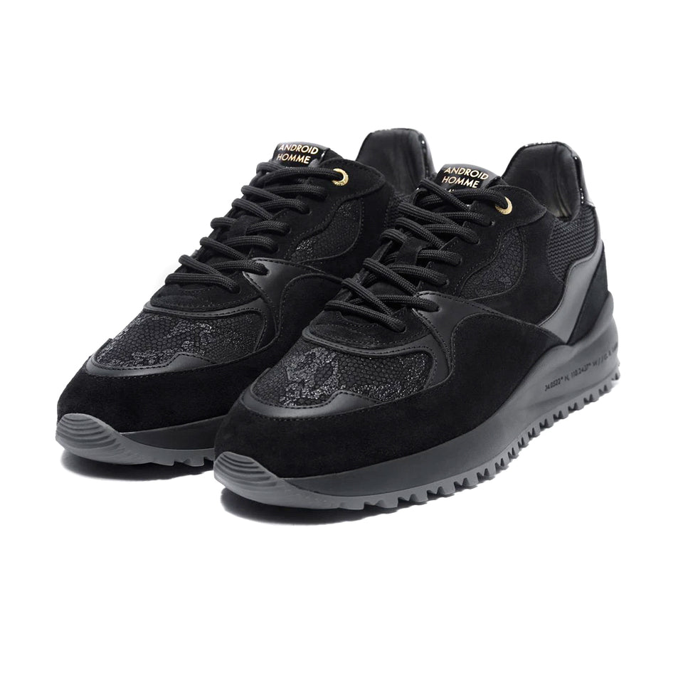 Android Homme Santa Monica Runners Space Black