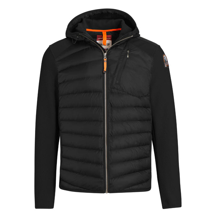 Black Parajumpers Nolan Jacket