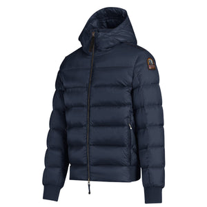 Cadet Blue Parajumpers Pharrell Sheen Bubble Coat