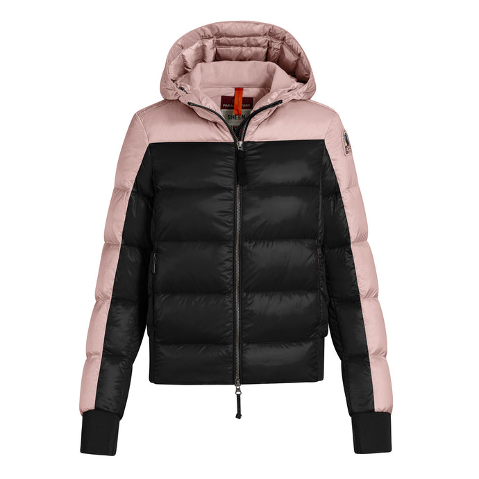 Women's Black/Pink PJS Mariah Jacket