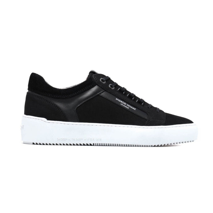 Android Homme Venice Nubuck Sneaker - Black