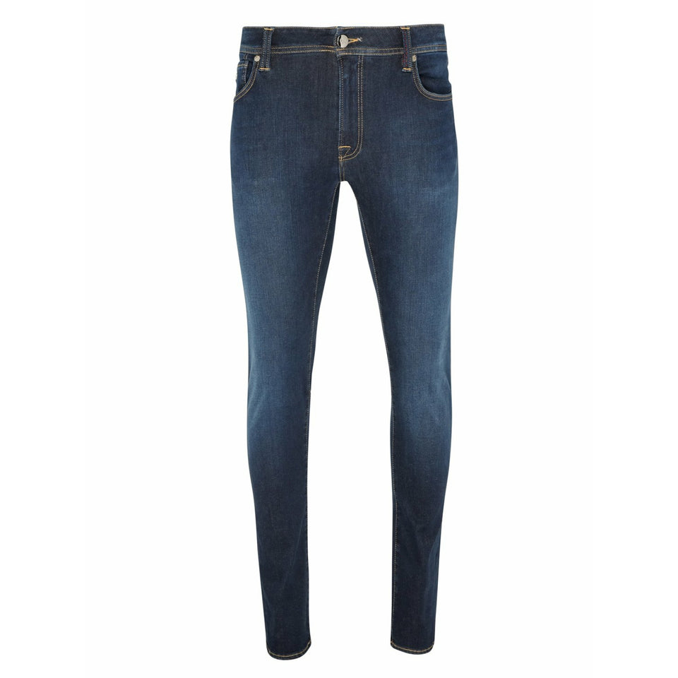 Tramarossa 24/7 6 Month Super Slim Jeans - Mid Blue