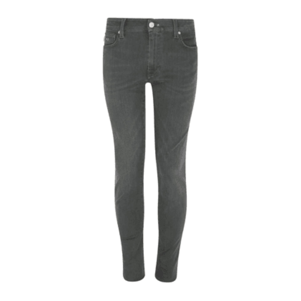 Tramarossa 24/7 18 Moon Super Slim Jeans - Charcoal