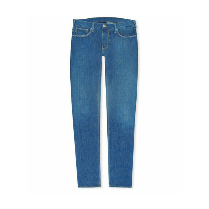 Emporio Armani J45 Stretch Jeans - Light Blue