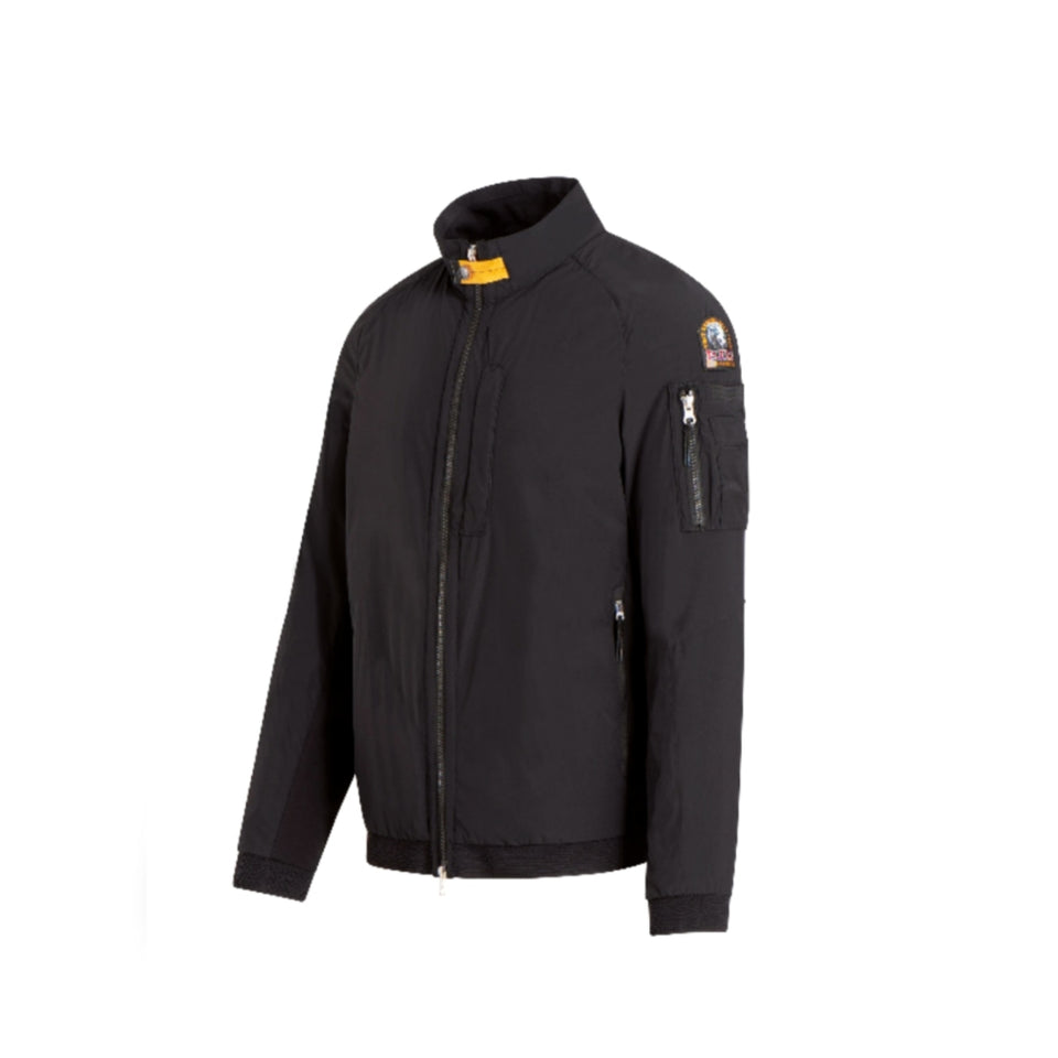 Men's Parajumper Hagi Lightweight Jacket - Black