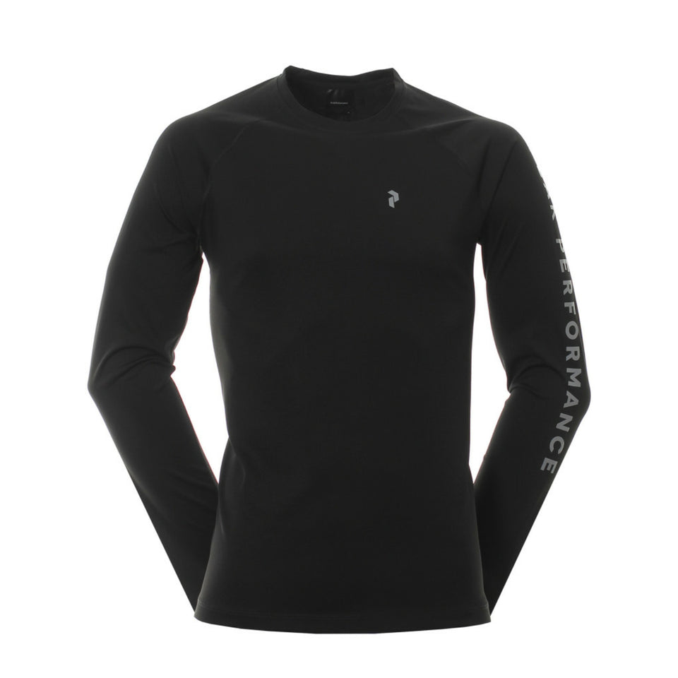 Peak Performance Proco Long Sleeve T-Shirt - Black