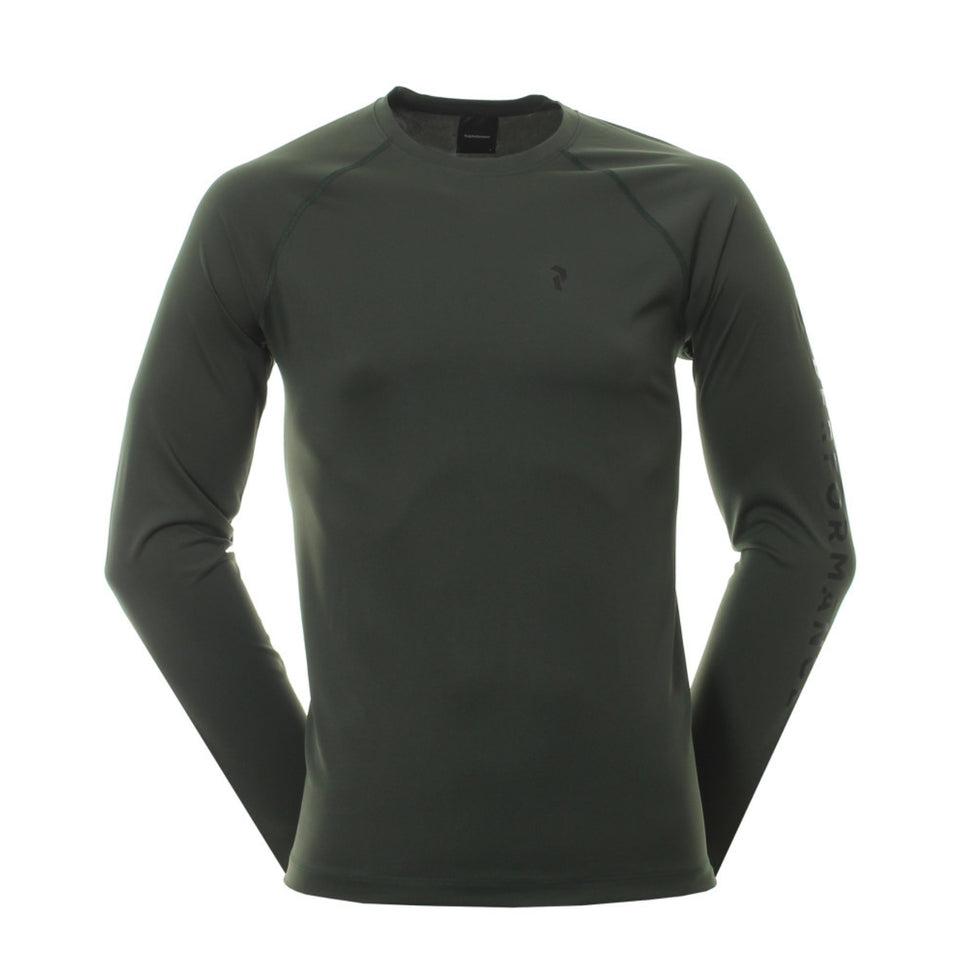 Peak Performance Proco Long Sleeve T-Shirt - Green