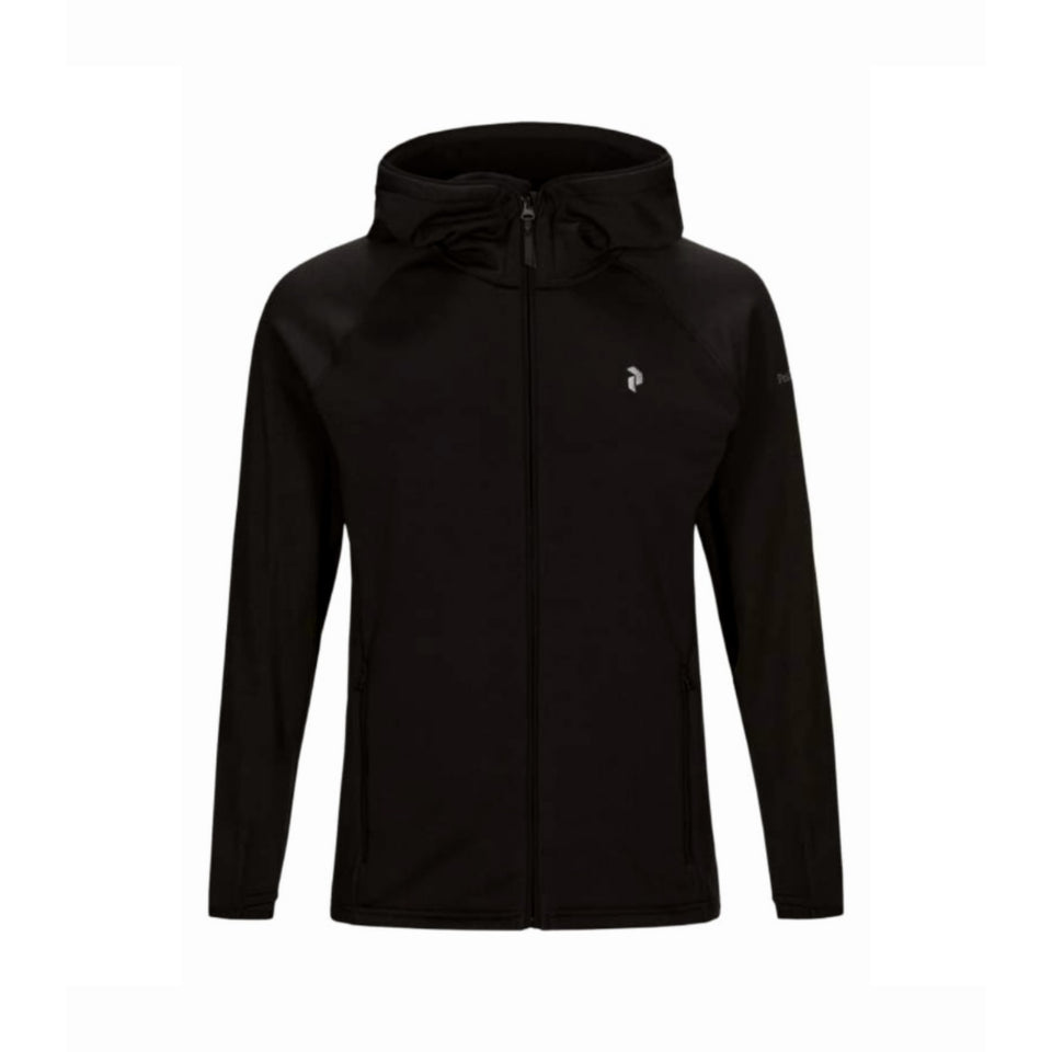 Peak Performance Chill Light Fleece - Black