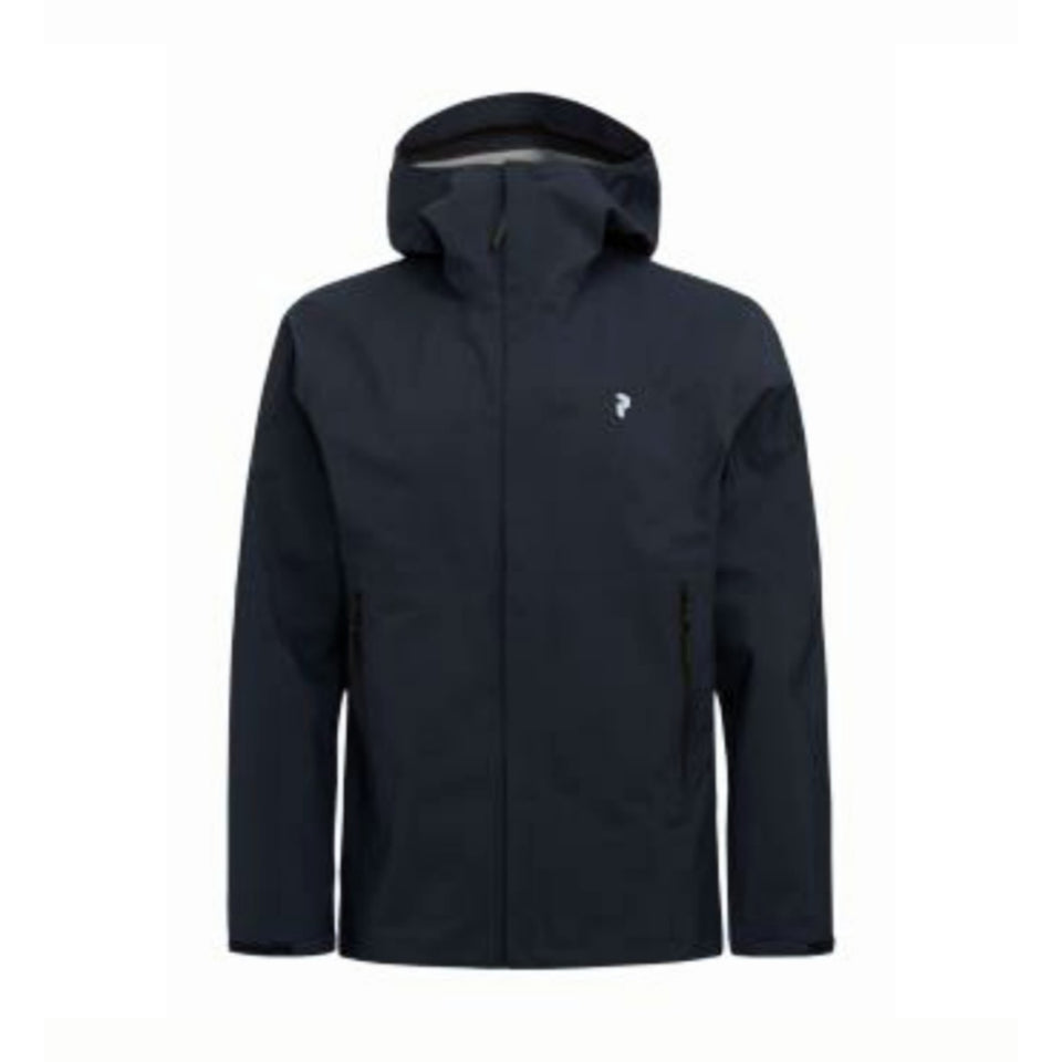 Peak Performance Daybreaker Tech Jacket - Navy